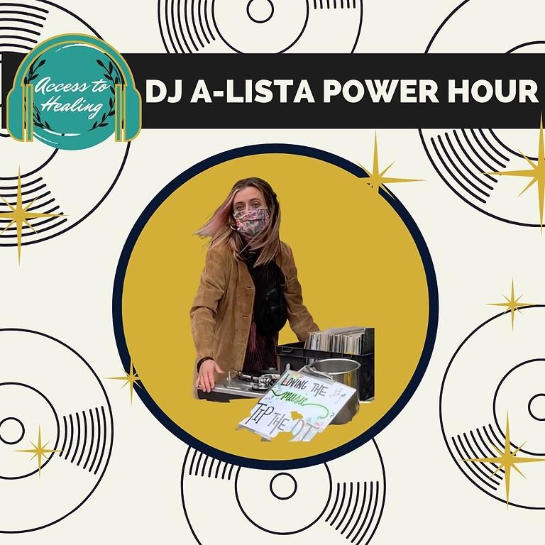 DJ A-Lista Power Hour