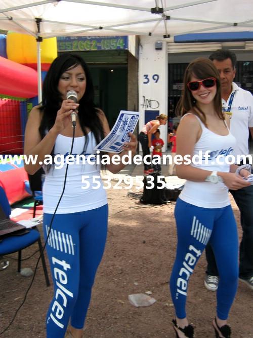 Edecanes AAA DF