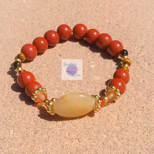 Leo Lioness Bracelet