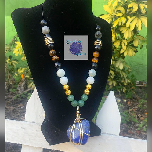 King Lovable Libra Necklace
