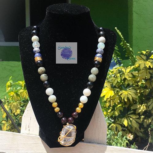 King Aquarian Necklace