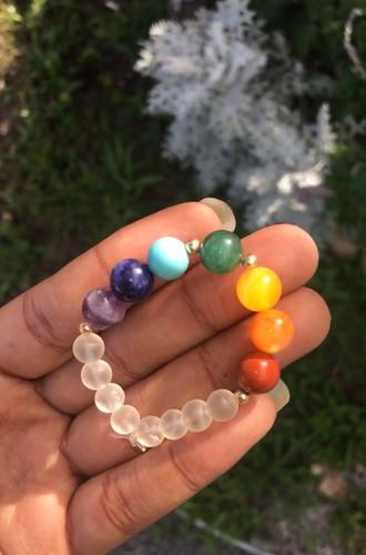 Chakra Bracelet for Infant