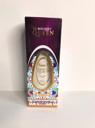 Bouquet Queen Body Lotion