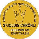 S'Goldig Chrönli En Seebär in Not