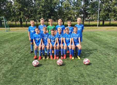 FS NIKARS/RAKARI U11 komanda sīvā cīņā atzīst FS METTA U11 komandas pārākumu!