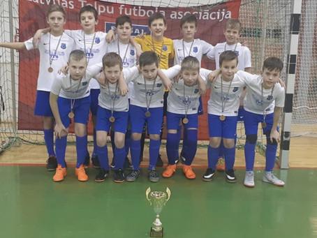 """TFS""""Nikars-Vanagi"""" 2007.dz.g. komanda Latvijas čempionāta 3.posmā izcīna bronzu!"""