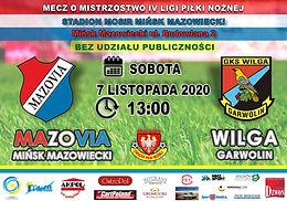 MKS Mazovia - Wilga Garwolin