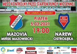 MKS Mazovia - Narew Ostrołęka