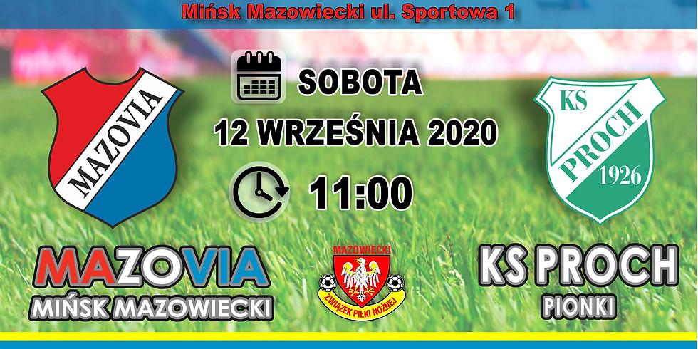 MKS Mazovia - Proch Pionki