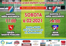 MKS Mazovia II - Bizon Jeleniec