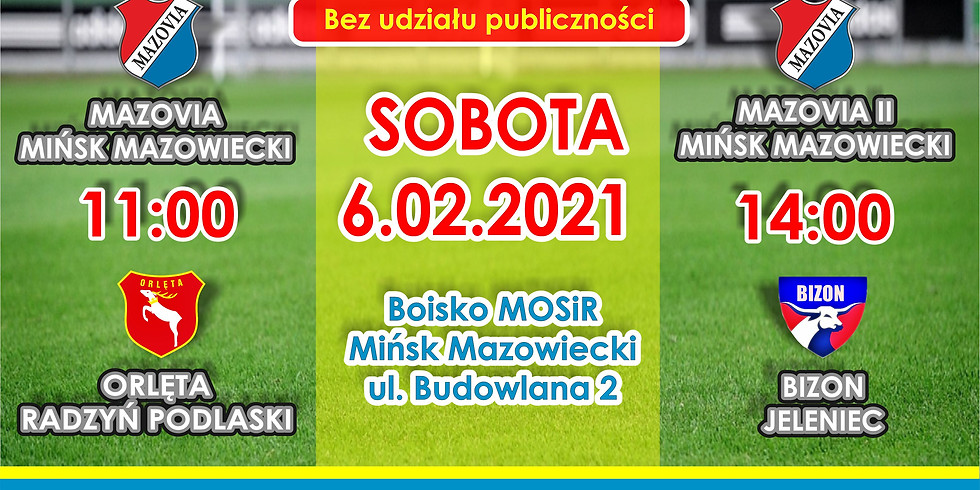 MKS Mazovia - Orlęta Radzyń Podlaski