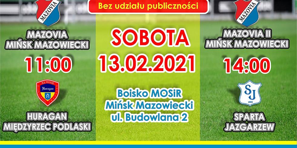 MKS Mazovia II Mińsk Maz. - Sparta Jazgarzew