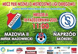 MKS Mazovia II - Naprzód Skórzec