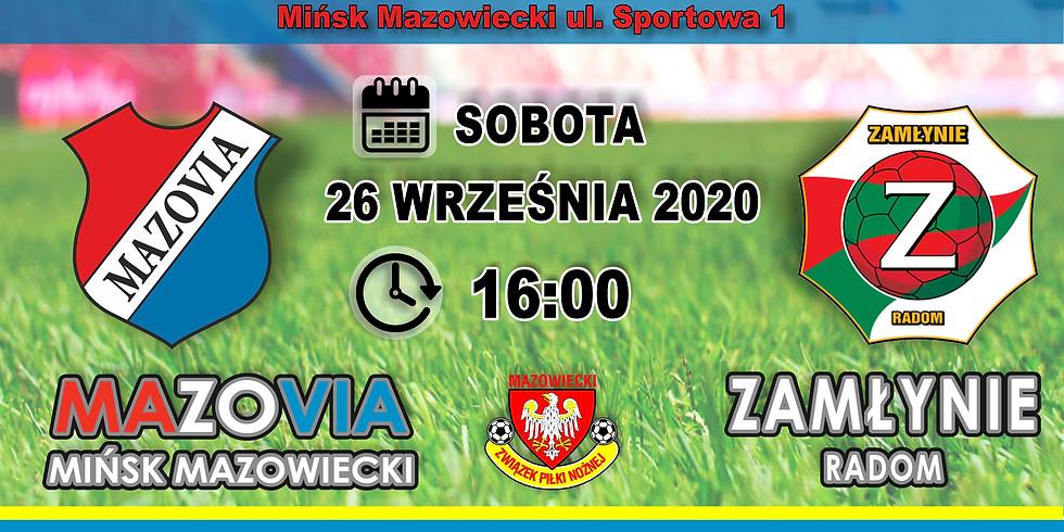 MKS Mazovia - Zamłynie Radom