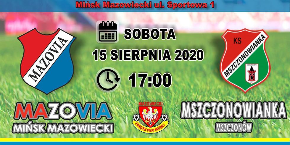 MKS Mazovia - Mszczonowianka