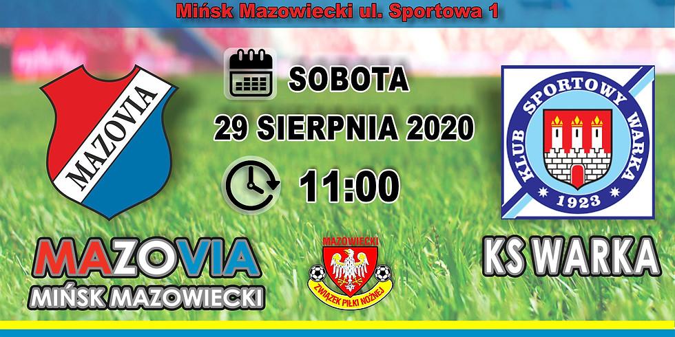 MKS Mazovia - KS Warka