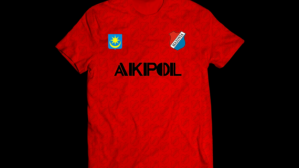 Koszulka czerwona