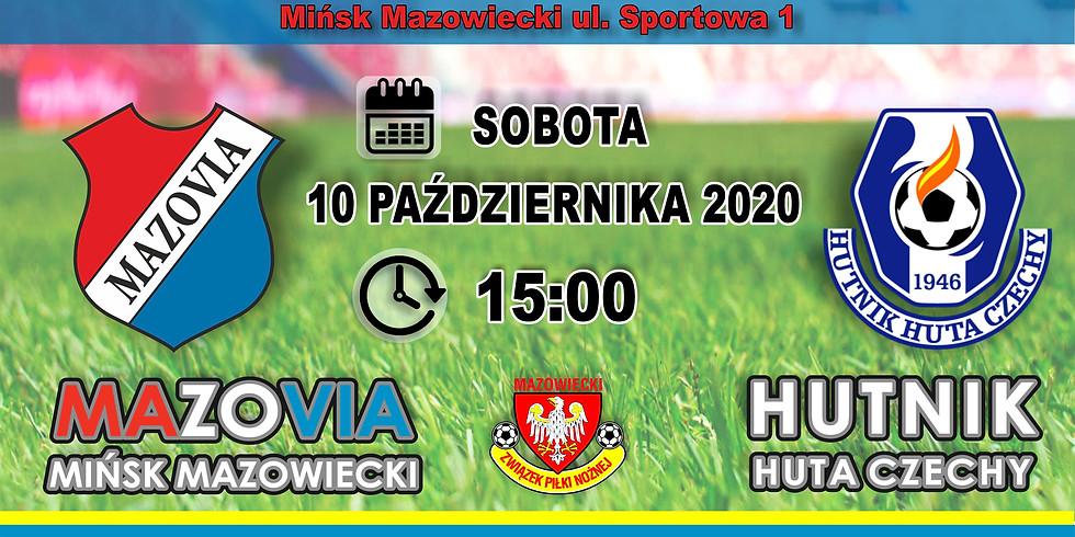 MKS Mazovia - Hutnik Huta Czechy