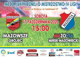 Mazowsze Grójec - Mazovia Mińsk Maz.