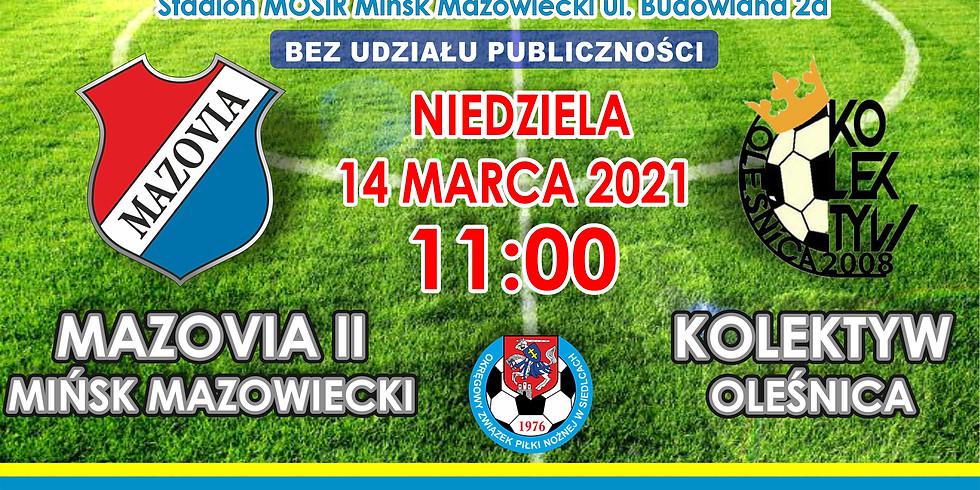 MKS Mazovia II - Kolektyw Oleśnica