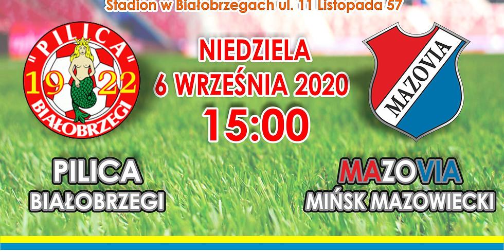 Pilica Białobrzegi - MKS Mazovia