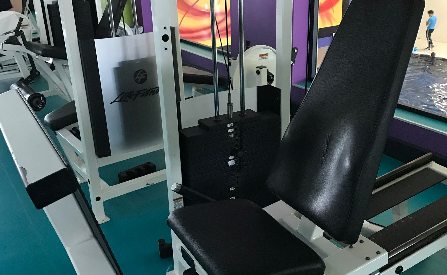 Life Fitness Pro Leg Press