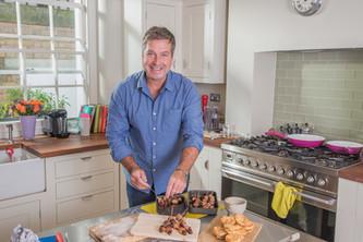John Torode - Chef for Tassimo