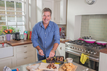 John Torode - Chef for Tassimo