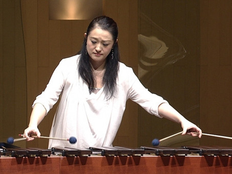 NHK BS Premium [Classic Club] -Rebroadcasting of Nanae Mimura Marimba Solo Recital