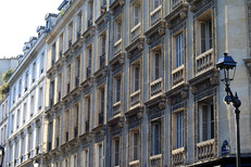 Rue Rambuteau, Paris, France