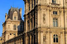 Hôtel de ville, Paris, France