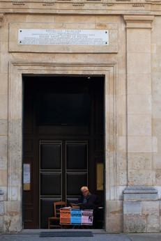 Église St-Julien-le-Pauvre, Paris 5e