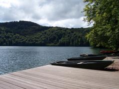 Besse-et-St-Anastaise, lac Pavin 000063.