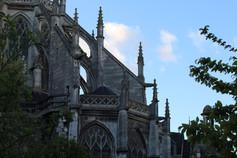 Église Saint-Maclou, Rouen, France