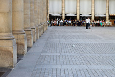 Palais-Royal, Paris, France