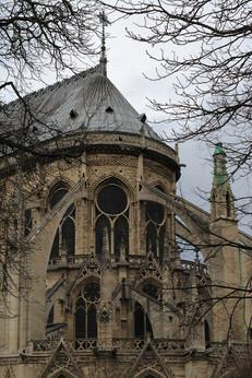 Cathédrale Notre-Dame, Paris, France