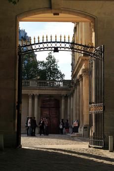 Hôtel de Soubise, Paris 3e, France