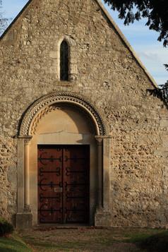 Église de Bardouville, France