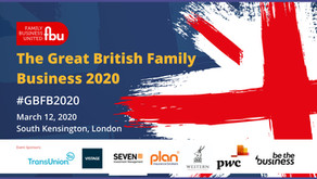 The Great British Family Business Conference 2020