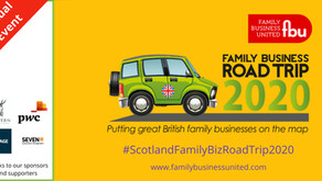 Scotland Road Trip Goes Virtual!