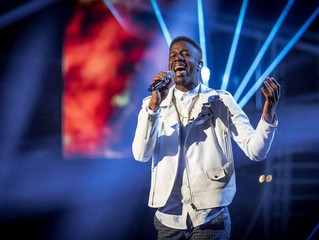Jermain Jackman, winner of The Voice will open The Voices Festival
