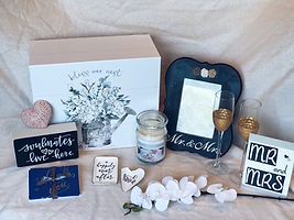 Say I DO gift basket