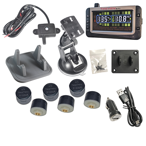 TireView TPMS Cap Sensor Kit
