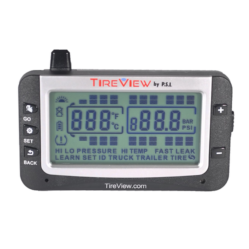 70301-00 TireView Display, Monochrome, USB