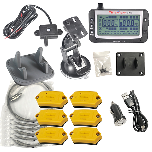 TVR06N-01-001 TireView® Kit 6 Internal Mono USB