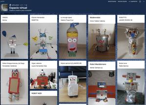 El CEIP La Garita & un espacio creativo para compartir