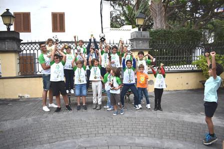 XXI Torneo de Ajedrez escolar FIESTAS DE SAN JUAN 2018