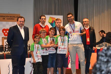 El CEIP La Garita finaliza undécimo en el Campeonato de España Escolar Sub-12