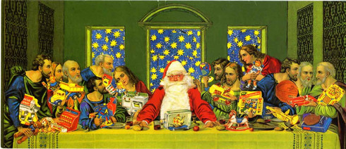 Santas Supper