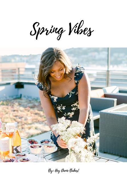 Spring Vibes E-Book